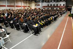 Ball State University Communications, Info., & Media Spring 2014 Commencement