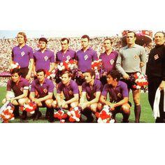 Fiorentina Campione d'Italia 1968/69 #ACFFiorentina #BattitiViola