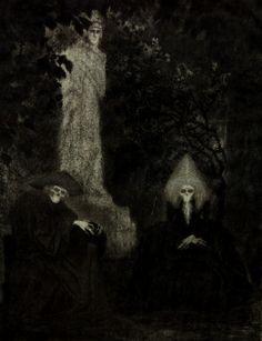 """vertigo1871:  Fritz Silberbauer, from """"Der Tor und der Tod"""", 1924  Fritz Silberbauer, from the cycle """"Der Tor ind der Tod""""(The Fool and Deat..."""