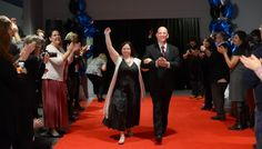 """Grand Rapids First Church hosted a prom for people with special needs called """"Night to Shine."""""""