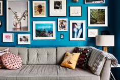 Inside the Apartment of Refinery29's Creative Director