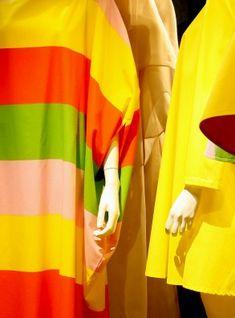 Satu Maaranen's journey from Helsinki to Hyères in anticipation for her Petit Petit Bateau capsule collection. Pictured: Vuokko Nurmesniemi designs on Rohsska Helsinki, Or, Journey, Fashion Outfits, Clothes, Collection, Design, Style, Outfits
