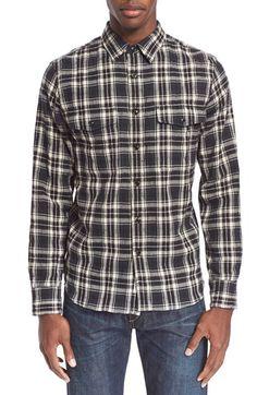 rag & bone 'Jack' Trim Fit Plaid Shirt