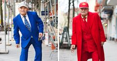 Every Morning, 86-Year-Old Tailor Goes To Work In Different Outfit, Photographer Spends 3 Years Capturing It | Bored Panda