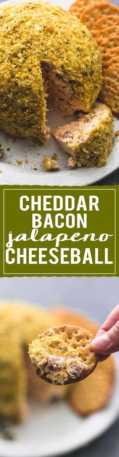 Cheddar Bacon Jalape