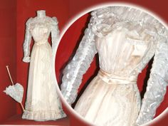 Dress of Empress Elisabeth
