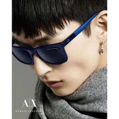 Sang Woo Kim for Armani Exchange
