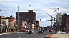 """Fort Smith, Arkansas - Nickname: Hell on the Border - Motto: """"Life's worth living in Fort Smith""""."""