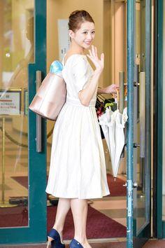 Airi, Nanami, White Dress, Hairstyle, Entertainment, Stars, Dresses, Fashion, Hair Job