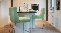 Esszimmer D-Light von KFF Dining Chairs, Furniture, Home Decor, Lunch Room, Table, Essen, Dinner Chairs, Homemade Home Decor, Dining Chair