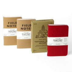 Field Notes Travel Pack by Field Notes