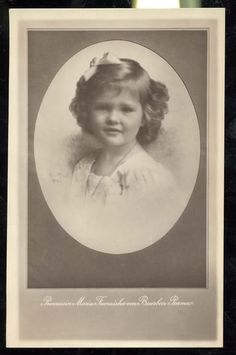 Princesse Marie-Françoise de Bourbon-Parme (1906-1994)