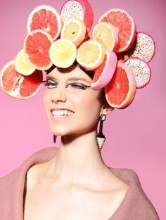 shades of grapefruit