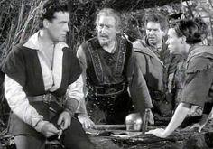 1955-1959: The Adventures of Robin Hood - Richard Greene