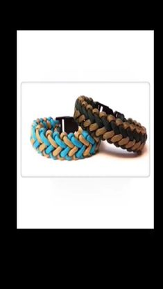 UCEC Parachute Cord Paracord Bracelet Jig Bracelet Wristband Plastic Maker Loom - Paracord Braiding Weaving DIY Craft Tool Kit - 12 Rainbow Color Cord and Buckles Macrame Bracelet Patterns, Diy Friendship Bracelets Patterns, Diy Bracelets Easy, Bracelet Crafts, Braided Bracelets, Diy Crafts Tools, Rope Crafts, Diy Crafts Hacks, Paracord Braids
