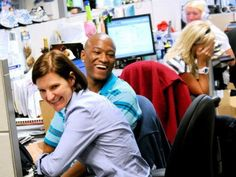 12 Ways To Be Happier At Work In Less Than 10 Minutes  Read more: http://www.businessinsider.com/how-to-be-happier-at-work-in-less-than-10-minutes-2014-3#ixzz2yJfNkeIt