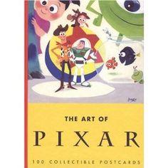The Art Of Pixar Postcards: 100 Collectible Postcards: Amazon.ca: Disney/Pixar: Books