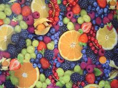 fruit print | Tumblr