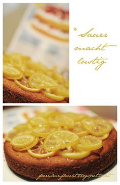 Zitronenkuchen Grapefruit, Baking, Sweet, German, Foods, Desserts, Light Cakes, Grill Party, Simple