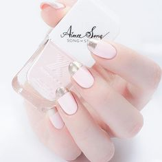 Loving the Aimee Song x Formula X nail polish collection! // Follow @ShopStyle on Instagram to shop this look