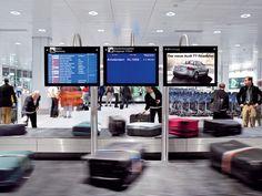 advertising in airports - Google'da Ara