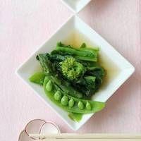目にも鮮やか♪シンプルに素材の味を活かした「春野菜レシピ」