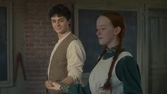 Lucas Jade Zumann and Amybeth McNulty in I Am Fearless and Therefore Powerful Anne Shirley, Arte Bob Marley, Lucas Jade Zumann, Nada Personal, Amybeth Mcnulty, Gilbert And Anne, Anne White, Jenifer Aniston, Gilbert Blythe