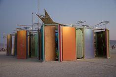 Инсталляция Another Door. Авторы: Calen Barca-Hall и Paul Hempstead. Фотография…