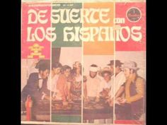 L.P Bailables 70´s - LOS HISPANOS * De Suerte - DISCO COMPLETO
