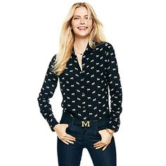Just fell in love with the Silk Fox Print Blouse for $128 on C. Wonder! Click on the image and receive 20% off your next full-price purchase and find something you love too!
