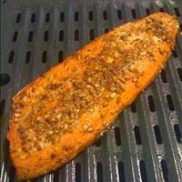 Spicy Baked Salmon | BigOven recipe 159960