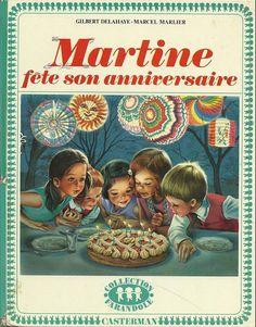 martine bd | Couverture de Martine -19- Martine fête son anniversaire