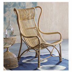 Exceptionnel Ratan Chair From Haus Interior