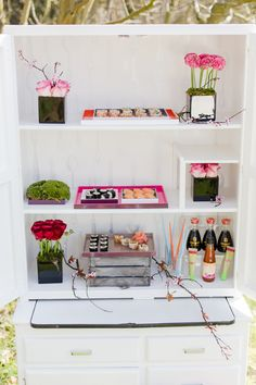 Kalm Kitchen's new Street Stalls next big thing for wedding food – loving this Sushi Stand