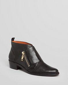 Rebecca Minkoff Ankle Booties - Saachi Monk Zip   Bloomingdale's