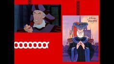 Top 12 Villanos Disney