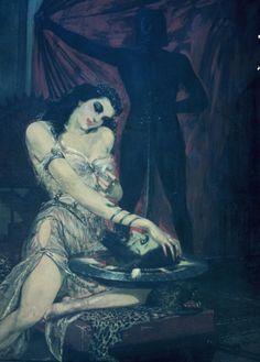 Salome, by Ariel Agemian,1935
