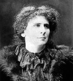 Hertha Ayrton studied mathematics at the Cambridge Uni but was not eligible for a degree because of her gender. In 1885 she married physicist William Ayrton & assisted in his experiments on electricity. Her own work on arc lamps was used to improve aircraft searchlights in both world wars. She was the first woman to join the British Institute of Electrical Engineers. She was also the first woman to read a paper in person to the Royal Society, but was refused a fellowship because she was married.
