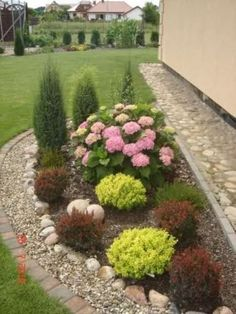 50 Awesome Front Yard Side Yard and Back Yard Landscaping Design Idea - #LandscapeDesign