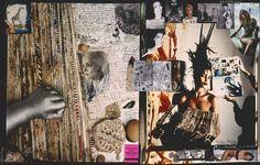 Diary Pages, Khadija and '78 Diary – Peter Beard Studio
