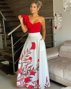 Pin on Vestidos largos Pin on Vestidos largos Evening Dresses, Prom Dresses, Formal Dresses, Skirt Outfits, Dress Skirt, Elegant Dresses, Beautiful Dresses, Mode Glamour, Chic Dress