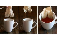 I'd pay $16 AND become a tea drinker just because of these...