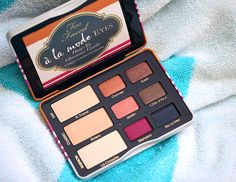 Too Faced A La Mode Eyes from the Too Faced Summer 2014 Collection