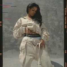 thefirstagreement: Teyana Taylor x Fear of God - The Rap OlympicsYou can find Teyana taylor and more on our website.thefirstagreement: Teyana Taylor x Fear of. Tomboy Fashion, Fashion Killa, Streetwear Fashion, Girl Fashion, 70s Fashion, Fashion Model Poses, Teyana Taylor, Dope Outfits, Street Chic
