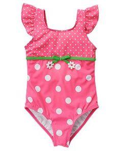 super cute one piece swimsuit