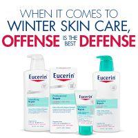 Pin it to win it! #eucerin #skincare #blogpost #beauty #health