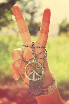 ... peace ...