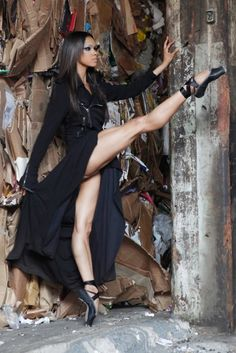 Misty Copeland, she's not even real.
