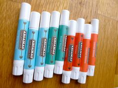 Solid Perfume Sticks - I have a few of these and love them! They are perfect for travel and smell great.