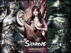 Silkroad Online Silkroad servers http://www.pvpservers.org/silkroad/ silkroad online pvp